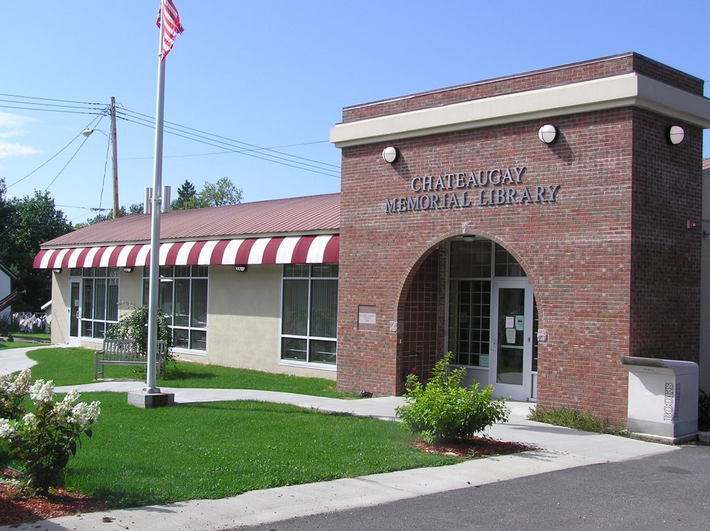 Chateaugay Memorial Library
