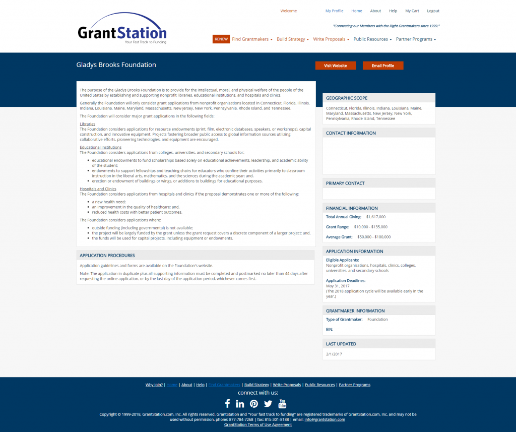 GrantStation Search 3