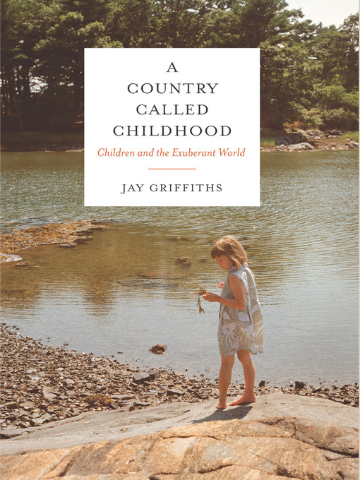 Book Cover: A Country Called Childhood