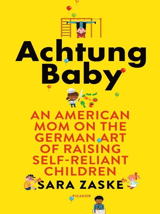 Book Cover: Achtung Baby