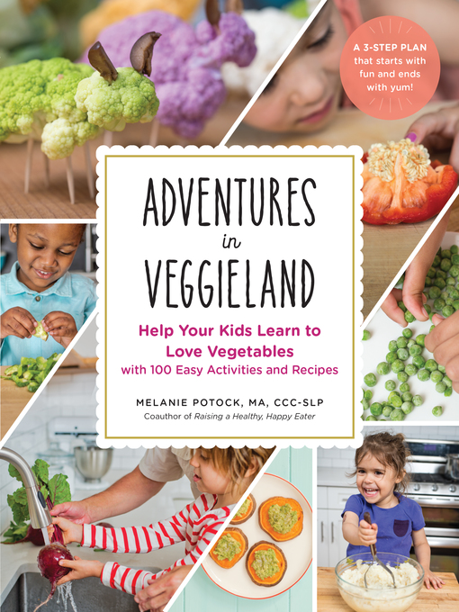 Book Cover: Adventures in Veggieland