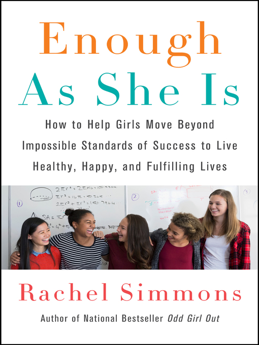 Book Cover: Enough As She Is