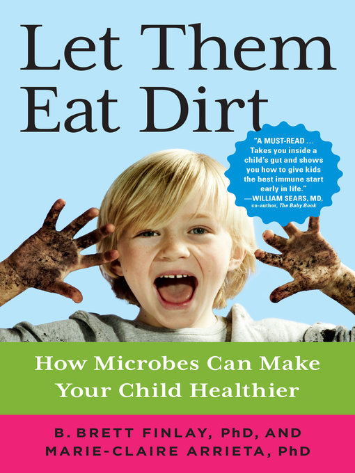 Book Cover: Let Them Eat Dirt