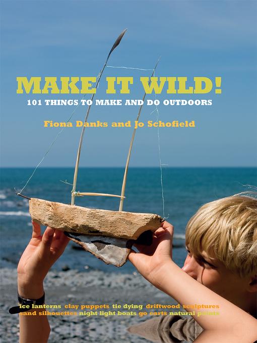 Book Cover: Make It Wild