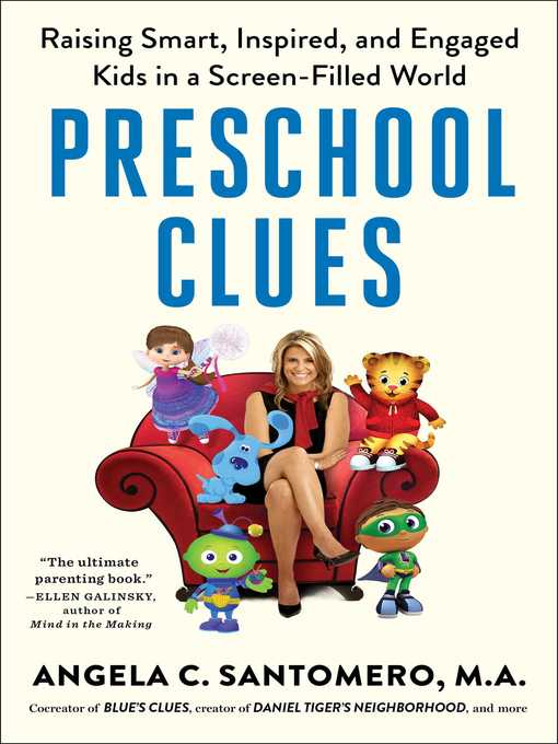Book Cover: Preschool Clues