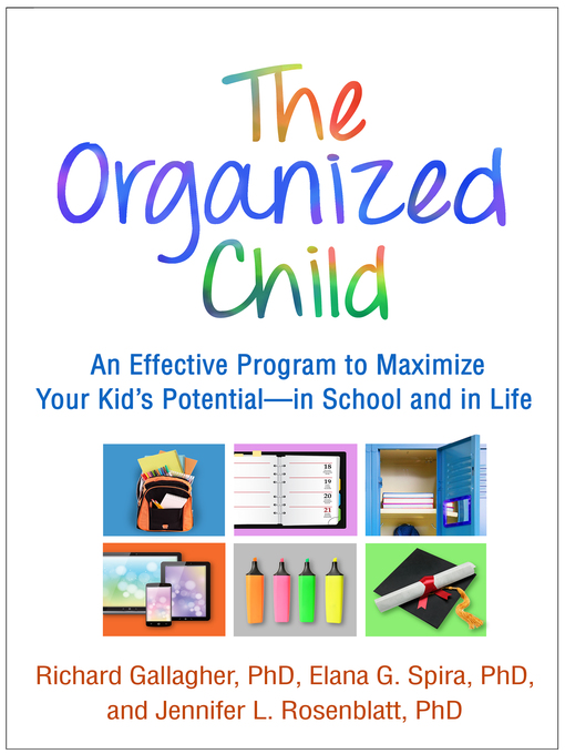 Book Cover: The Organized Child