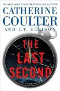 Book Cover: The Last Second [large print edition], by Catherine Coulter