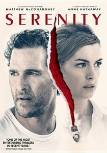Book Cover: Serenity (DVD)