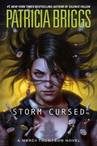 Book Cover: Storm Cursed, by Patricia Briggs