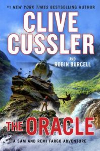Book Cover: The Oracle, by Clive Cussler and Robin Burcell
