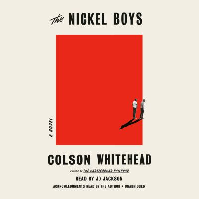 Book Cover: The Nickel Boys (CD Audiobook), by Colson Whitehead