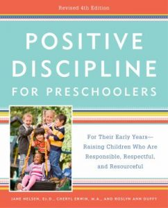 Book Cover: Positive Discipline for Preschoolers, by Jane Nelsen