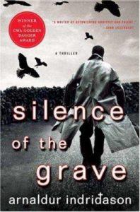 Book Cover: Silence of the Grave : a Reykjavik Thriller, by Arnaldur Indridason