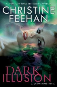 Book Cover: Dark Illusion, by Christine Feehan