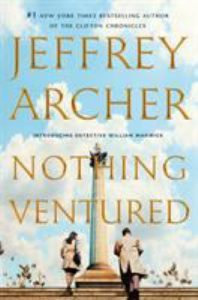 Book Cover: Nothing Ventured, by Jeffrey Archer