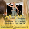 Legends and Myths from Mount Olympus